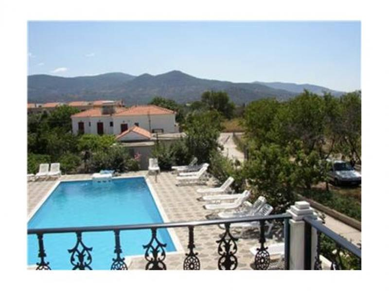Appartementen Tula - Petra - Lesbos
